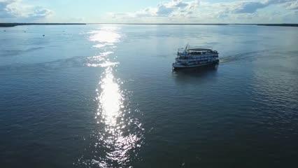 Destinos - A bordo do Pérola do Iguaçu - Parte II