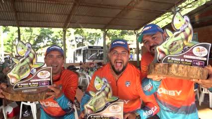 8º Torneio de Pesca Esportiva ao Tucunaré e Expopesca