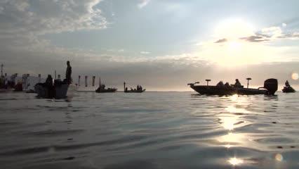 Bertioga tem pesca esportiva e festa do camarão
