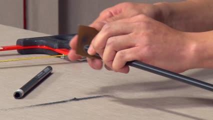 Aprenda a fazer uma vara para iscas artificiais leves