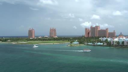 Bahamas, destino de pesca esportiva e turismo