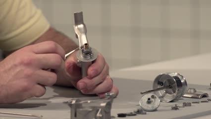 Molinete: desvendando a máquina e a eficiência