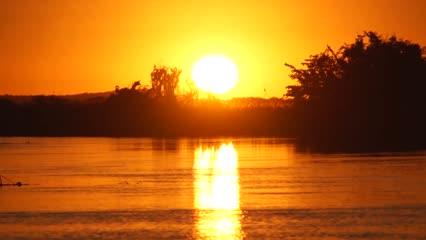 Pescaria de pacus no Pantanal