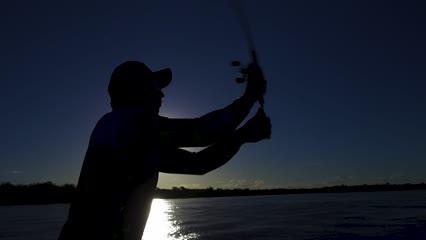 Ação na Argentina com a Gêmeos Pesca Esportiva