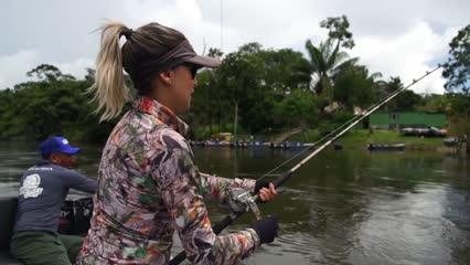 Expedição amazônica com o Teles Pires Lodge