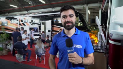 Feira Expo Motor Home