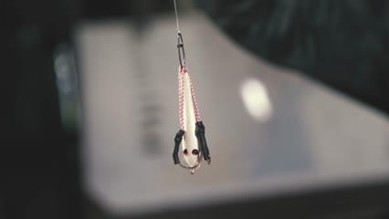 Suporte Hook para jumping jig