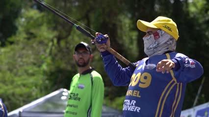 Preparação 2º Campeonato Brasileiro em Pesqueiros