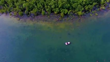 Pescando tucunarés no Tocantins