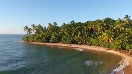 Turismo de pesca na Península de Maraú