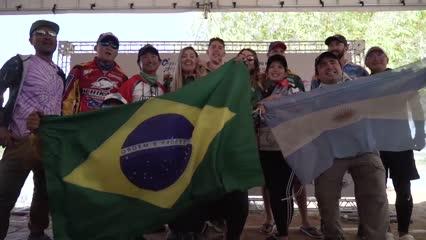 Grande Rally Mundial de Pesca - Parte I