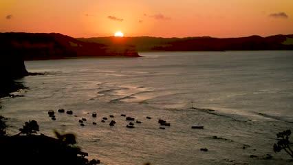 Praia da Pipa: belezas de uma vila cosmopolita