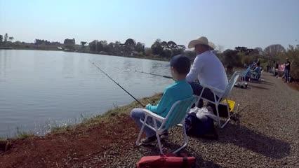 Desafio no Pesqueiro São Rafael