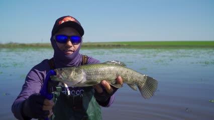 Pescaria de traíras em Bagé - Parte 2
