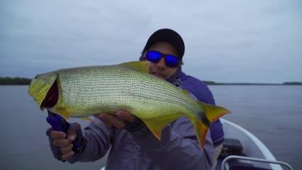 Expedição argentina com a Bamby's Pesca