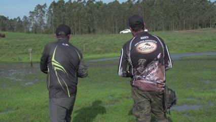 Pescando traíras no Pesqueiro Gabardo - Parte 2