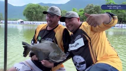 Campeonato Catarinense em Pesqueiros - Etapa 1