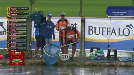 Campeonato Catarinense em Pesqueiros - Etapa 2