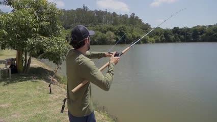 Ação no Pesqueiro do Trote