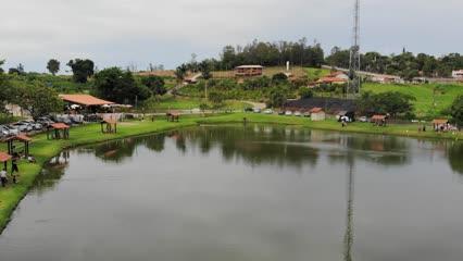 Pirararas no Pesqueiro Quinta do Aveiro
