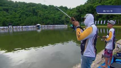 Campeonato Paranaense em Pesqueiros - Etapa 2