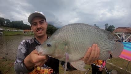 Prova Final - Circuito Sesc Pesca Esportiva