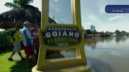 Campeonato Goiano em Pesqueiros - Etapa 01