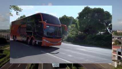 Viajando com a Dourado Bus