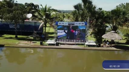 Campeonato Goiano em Pesqueiros - Etapa 02