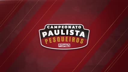 Campeonato Paulista em Pesqueiros - Etapa 02