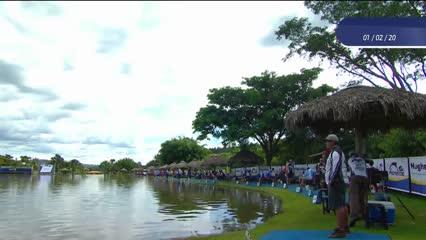 Emoções do Campeonato Goiano em Pesqueiros