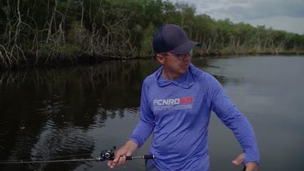 Itanhaém: barco na água, peixe na linha