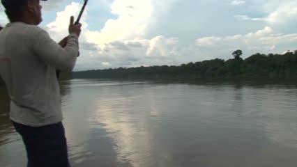 Desbravando o Rio Paxiúba