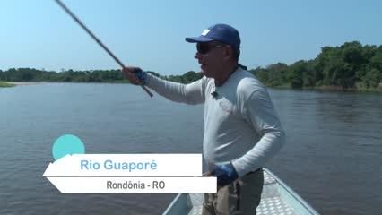 Desbravando o Rio Guaporé