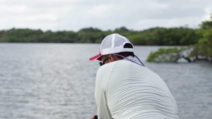 As melhores pescarias de Robalo