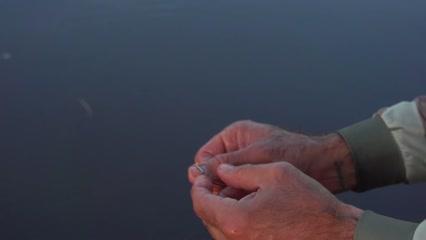 Pescaria de trutas em Canela