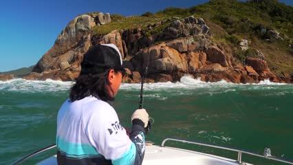 Pescaria de Anchovas em Porto Belo II