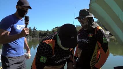 Final do Circuito Sesc de Pesca Esportiva