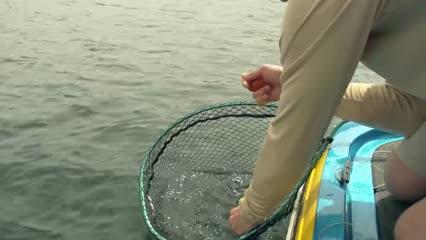 Aventura de mosqueiros na Pousada Vida de Peixe