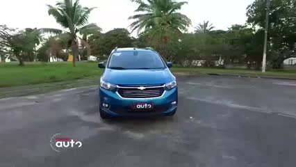 Test Drive: Nova Chevrolet Spin