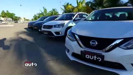 Pajuçara Auto completa 9 anos com telespectadores testando 7 carros diferentes - Bloco 2