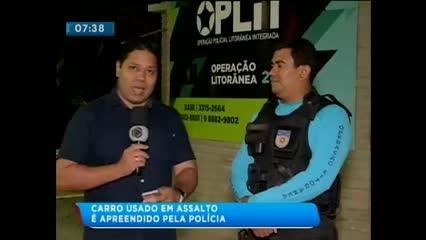A polícia está a procura dos suspeitos de assaltar restaurante no bairro da Ponta Grossa