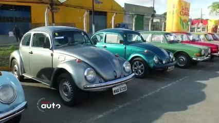 I Encontro Makro de Automóveis Antigos