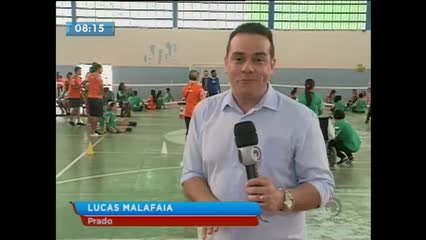 Ações em comemoração ao Dia Nacional do Atleta  Paralímpico