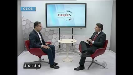 Eleições 2018: Entrevista com o candidato ao Governo do Estado, Renan Filho