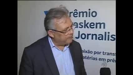 Foi apresentada hoje a nova edição do Prêmio Braskem de Jornalismo