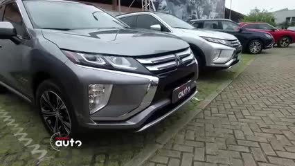 Test Drive: Novo Mitsubishi Eclipse Cross
