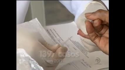 Cresce os casos de sífilis em Alagoas
