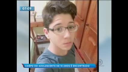 Encontrado o corpo do adolescente desaparecido na Praia do Sobral