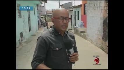 Jovem foi morto a tiros no Jacintinho